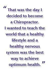 Quote from Chiropractor Oneida NY Peter Lombardi