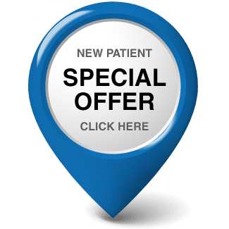 New Practice Member Special Offer Blue Drop