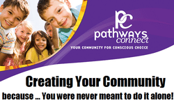 Pathways connect