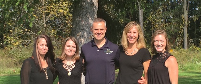 Staff at Lombardi Chiropractic in Oneida NY