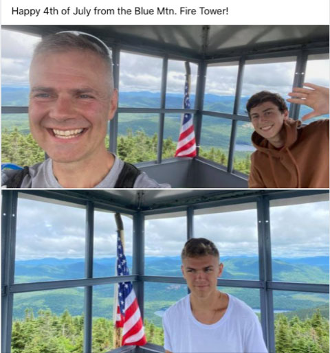 Chiropractic Oneida NY Blue Mountain Fire Tower